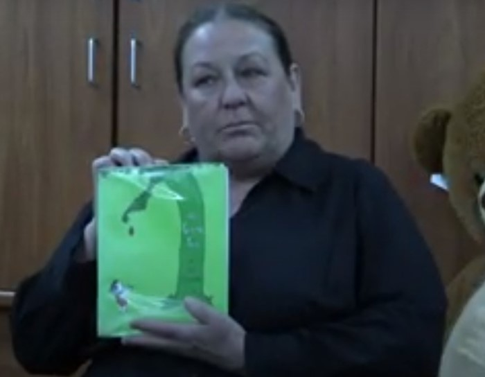"CSD Storytime- Mrs. Margaret Bodie reads ""The Giving Tree"" By Shel Silverstein"