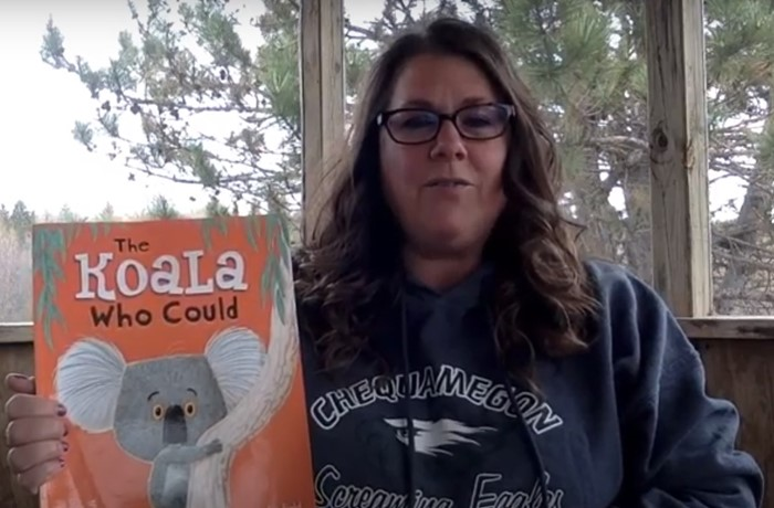"CSD Storytime- Mrs. Jessica Herbst reads ""The Koala Who Could"" By Rachel Bright & Jim Field"
