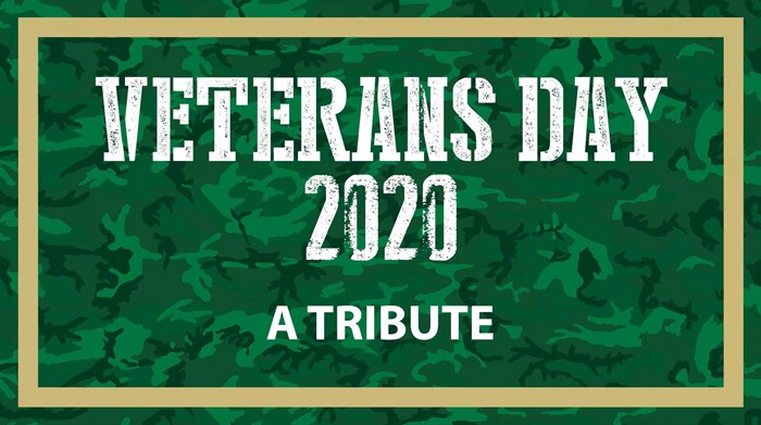 CSD Veterans Day 2020 VIrtual Celebration