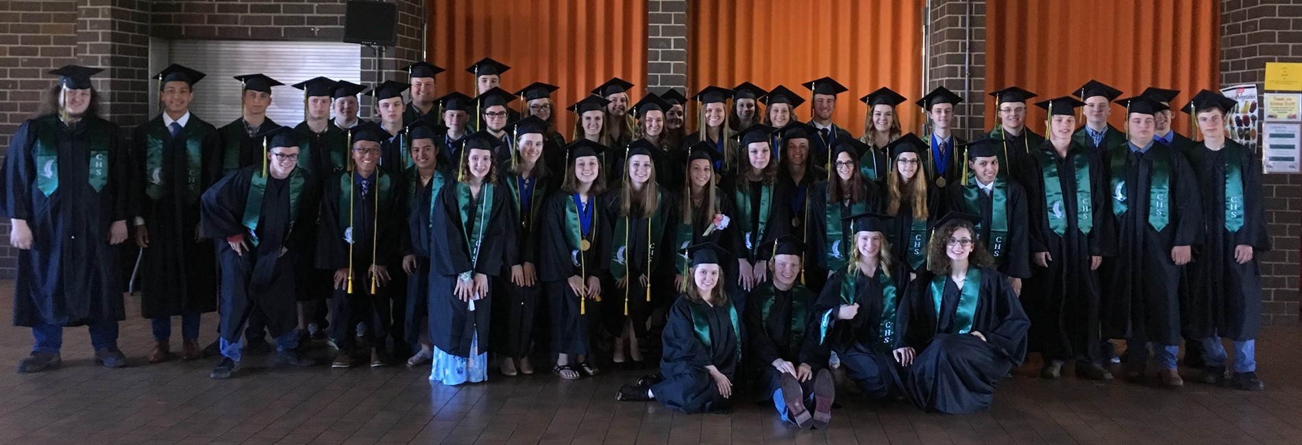Chequamegon Class of 2019