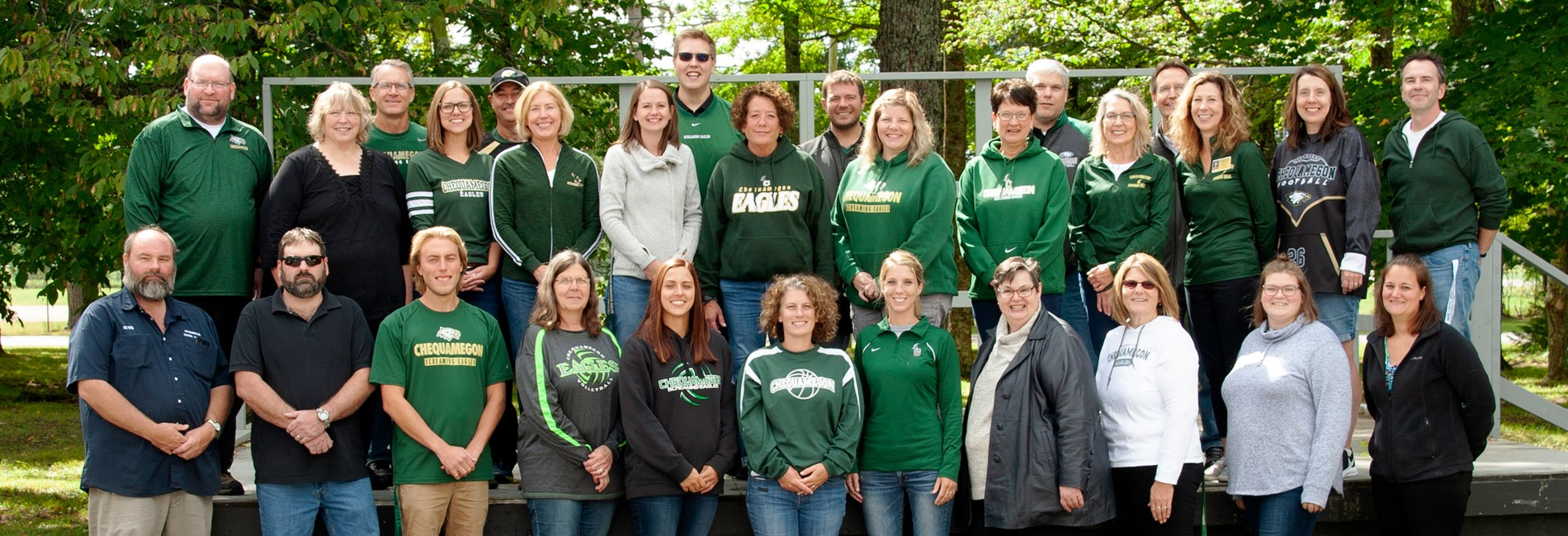 2019-2020 Chequamegon High School Staff