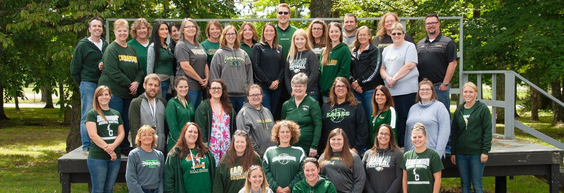 Chequamegon South Elementary Staff