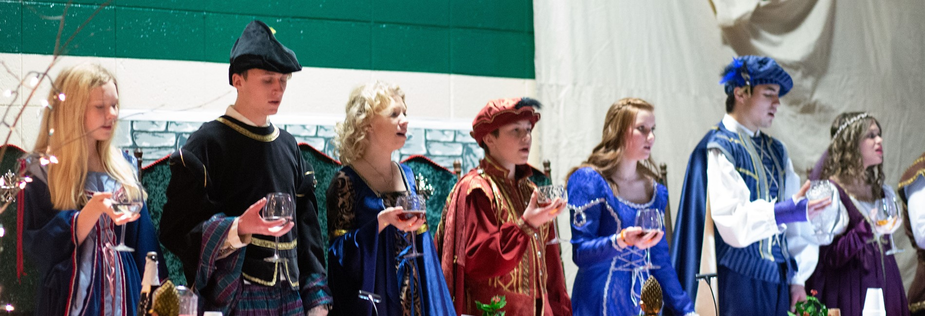 2019 Madrigal Christmas performance